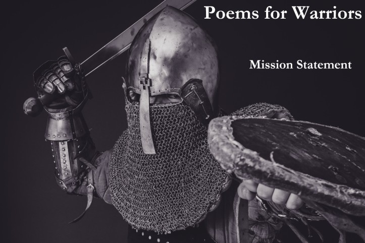 Poems for Warriors-Mission Statement