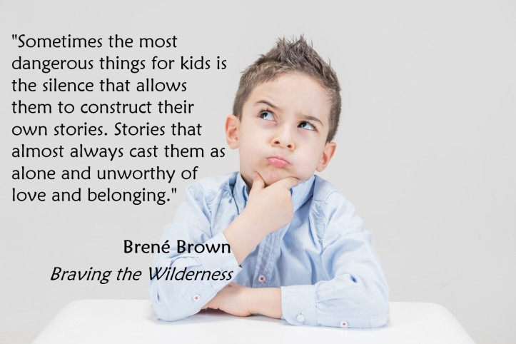 dangerous kids silence