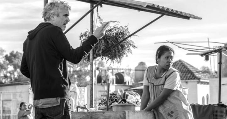 Alfonso Cuaron Roma