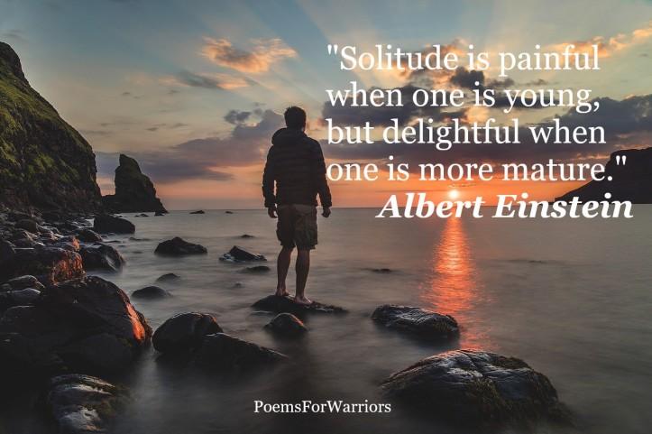 Solitude_Einstein