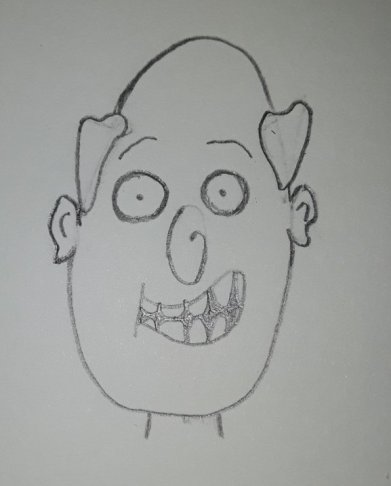 Bald Man