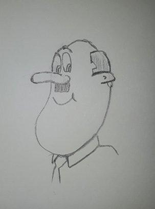 Happy Cartoon