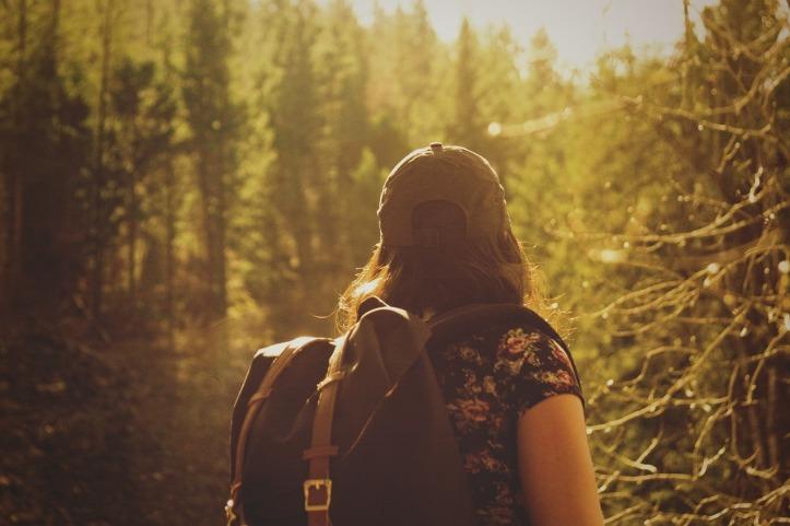 hiker-female