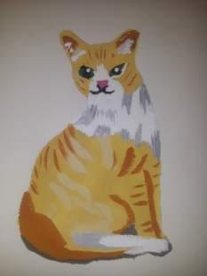 Tabby the Cat