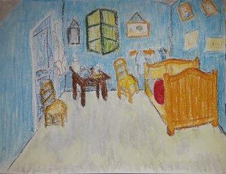 Bedroom at Arles