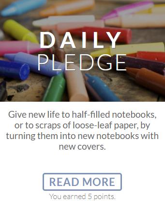 recyclebank-dailypledge