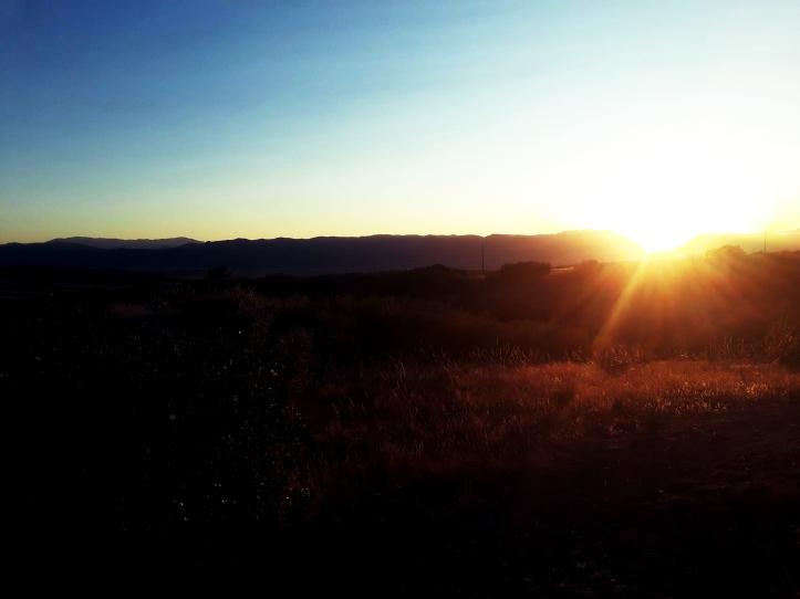 Sunset at Highlands Point_2019-08-29