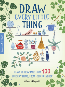Inspired Artist-Draw Every Little Thing