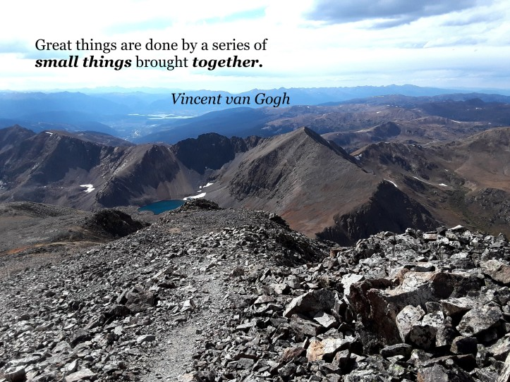 Small Things_VanGogh_Grizzly Peak_Chihuahua Lake_Lenawee Mountain_2019-09-21