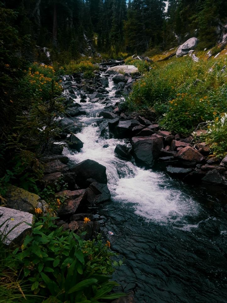 Waterfall to Mitchell Lake_2019-09-07