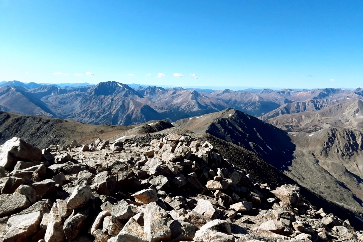 La Plata as seen from Mount Elbert_2019-10-06