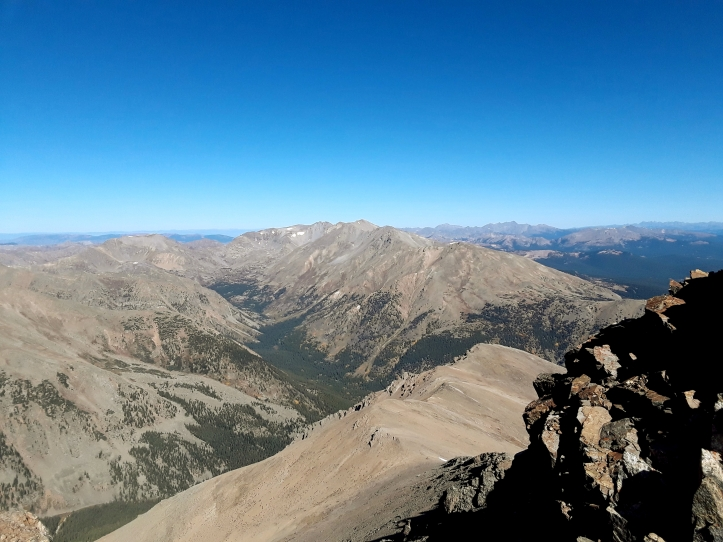 Mount Massive from Mount Elbert_2019-10-06