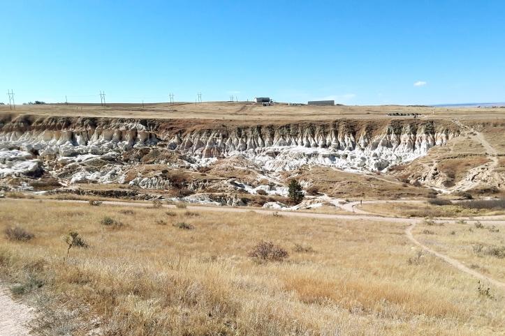 Wide View of Paint Mine Interpretive Park_2019-10-19