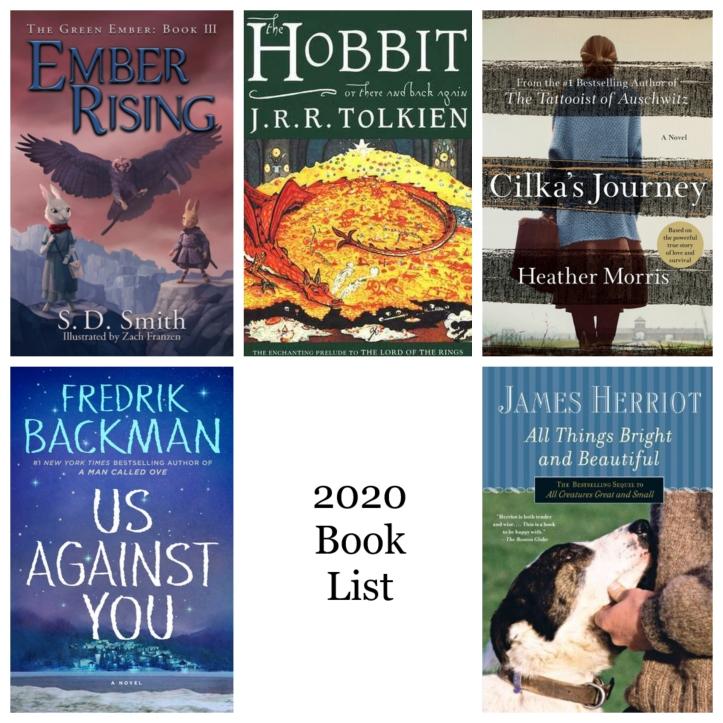 2020 Book List 2