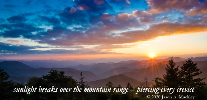 piercing-sunset-over-the-mountains
