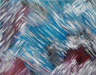 Red - Blue - Black - White