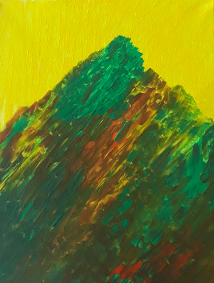 The Mountain_Abstract