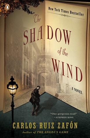 The Shadow of the Wind_Carlos Ruiz Zafon