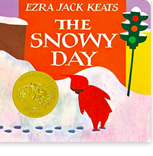 The Snowy Day_Ezra Jack Keats