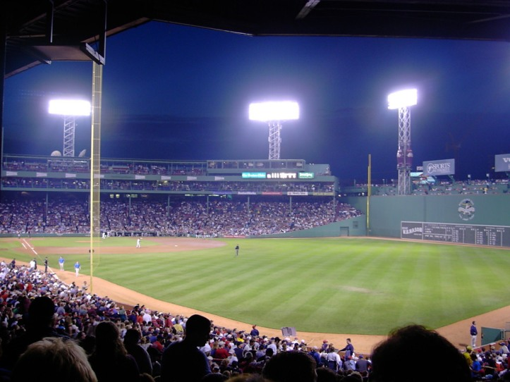 Fenway Park_Night Game