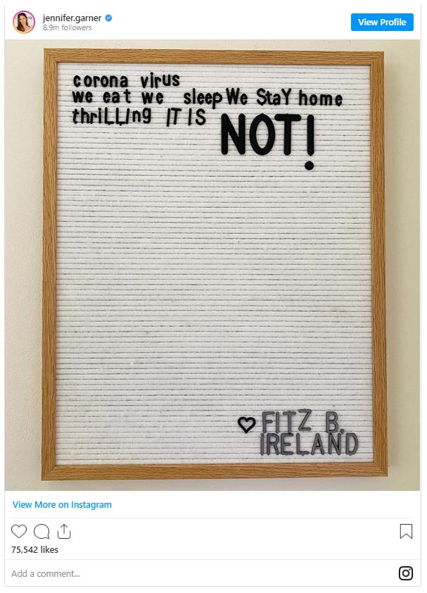 Fitz B Ireland Coronavirus Haiku