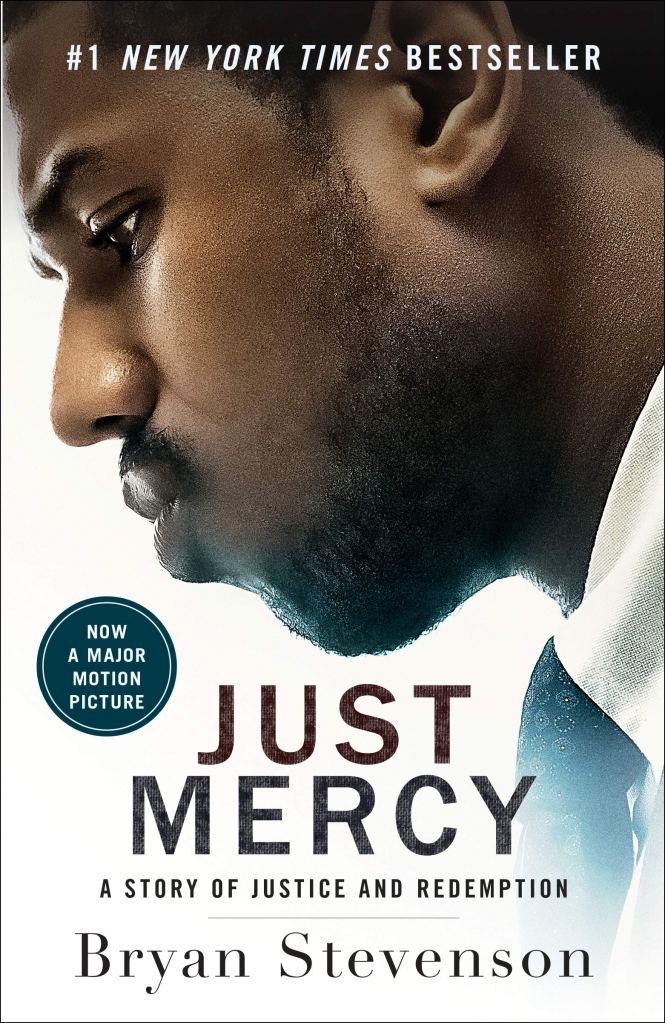 Just Mercy_Bryan Stevenson