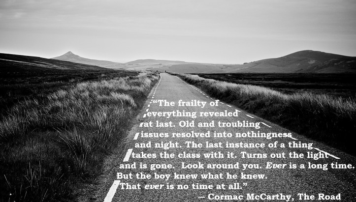 the-road-bw-quote