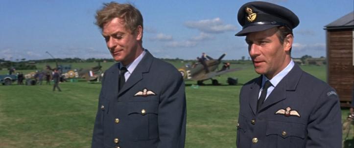 Battle of Britain_Michael Caine_Christopher Plummer