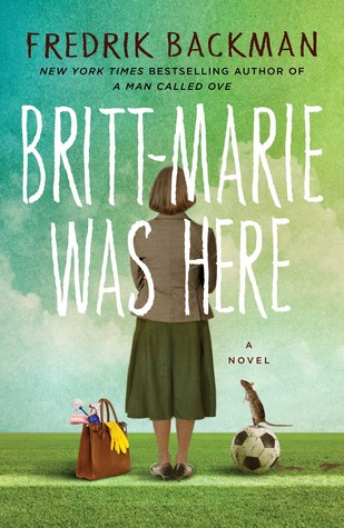 Britt-Marie was Here_Fredrik Backman