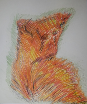 Fox Afire